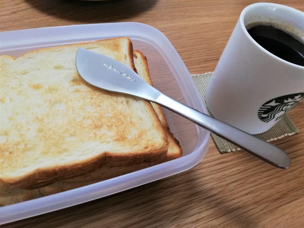 おすすめバターナイフのレビュー