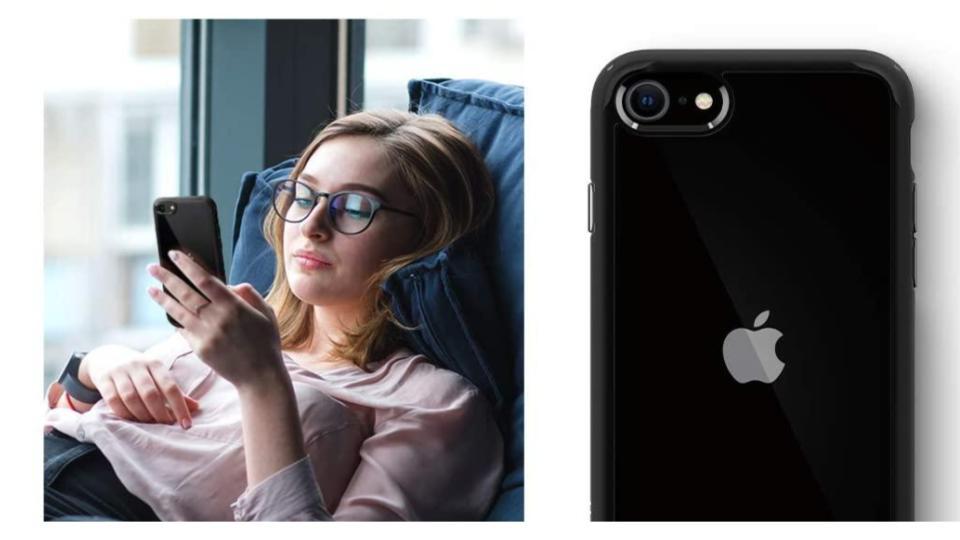 iPhoneのシンプルでおしゃれな人気ケース