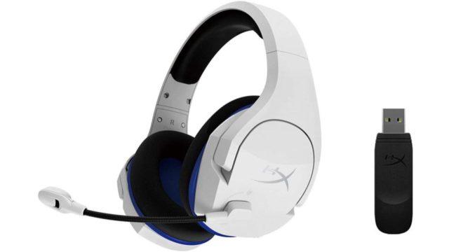 任天堂Switch対応おすすめワイヤレスゲーミングヘッドセットとトランスミッター